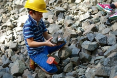Alla ricerca delle Geodi di Tiso